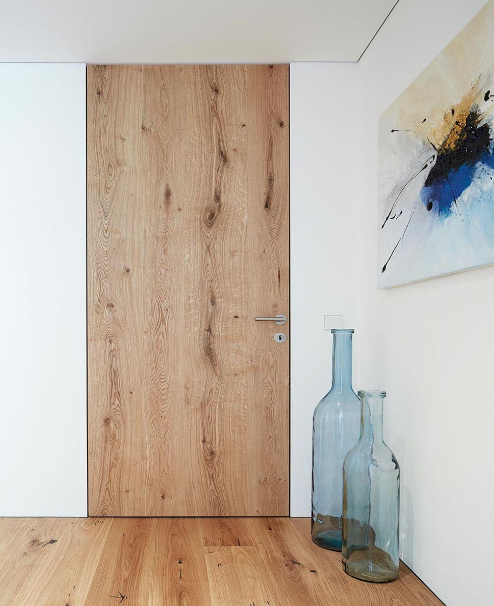 Flächenbündige Türen